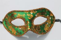 Green and Gold Baroque